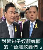 郭寶勝 : 對習包子奴顏婢膝的「台灣政要們 」- 台灣e新聞