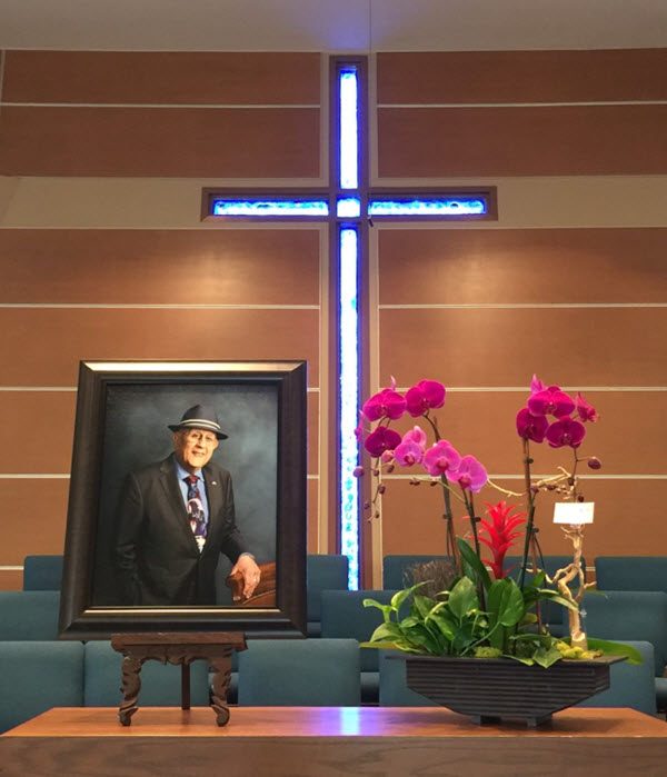 Celebration of Life Ted Anderson