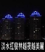 淡水紅樹林越夜越美麗 - 台灣e新聞