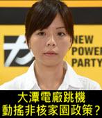 時力質疑:大潭電廠跳機動搖非核家園政策? -台灣e新聞