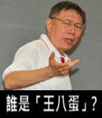 誰是「王八蛋」? - 台灣e新聞