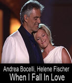 Andrea Bocelli, Helene Fischer - When I Fall In Love  -台灣e新聞