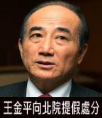 王金平向北院提假處分 -台灣e新聞