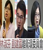 違反黨團決議 林淑芬自願前往內政委員會-台灣e新聞