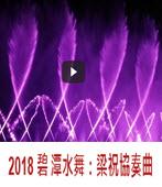 【影音】國際級感官饗宴!碧潭水舞秀最後2周壓軸- 台灣e新聞