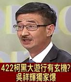基層聲音在這裡!九成議員力挺422柯黑大遊行!- 台灣e新聞