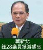 戰新北 綠28議員挺游錫?-台灣e新聞