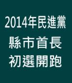 2014年民進黨縣市首長初選開跑-台灣e新聞