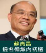 民進黨提名循黨內初選- 台灣e新聞